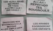 islamophobie chemin ecole