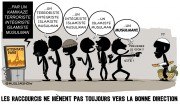 attentats paris muslimshow