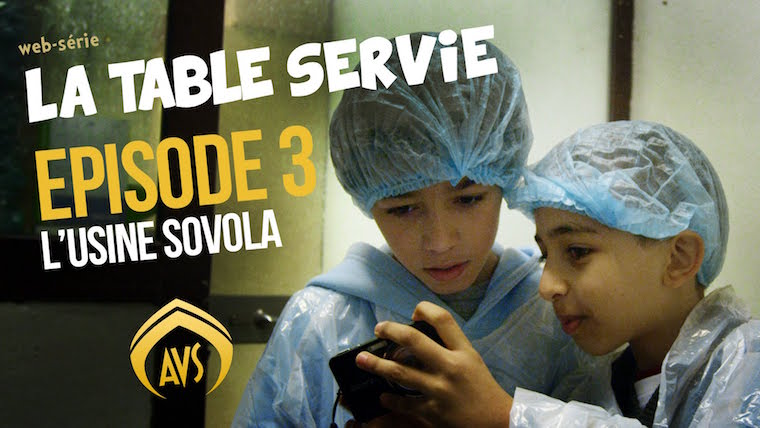 table servie halal episode 3