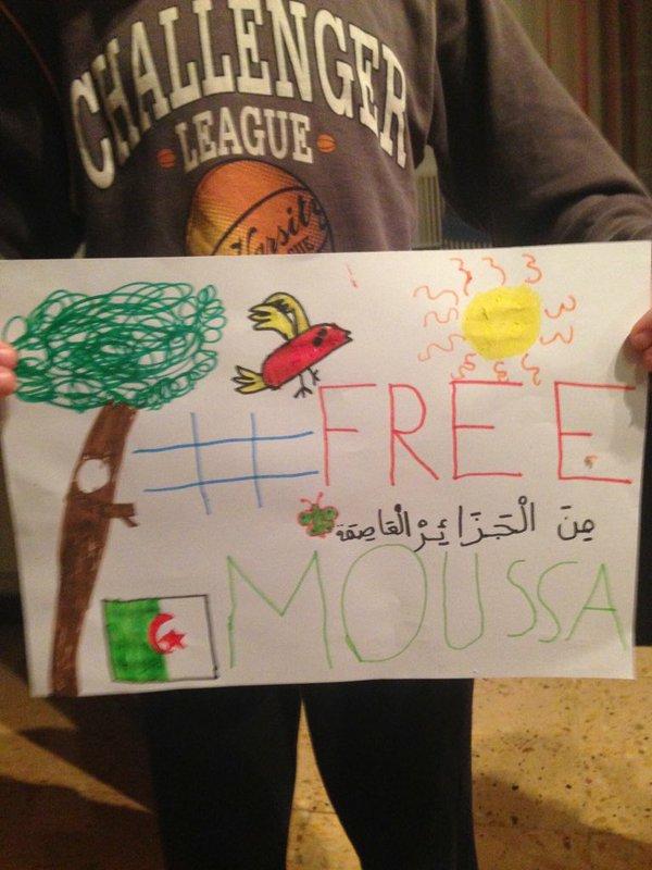 Free moussa Algerie