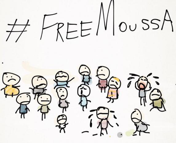 free moussa dessin enfant