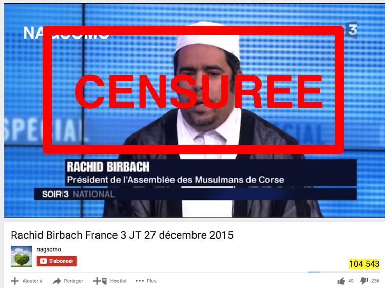 rachid birbach france 3