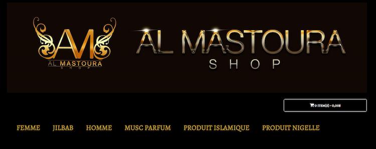Al Mastoura shop