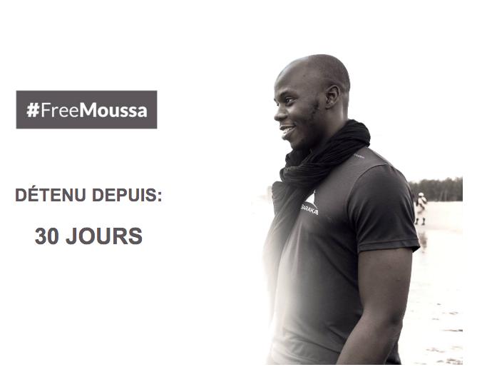 free moussa 30 jours