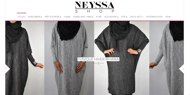 neyssa shop