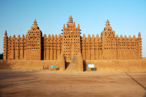 mosquee mali