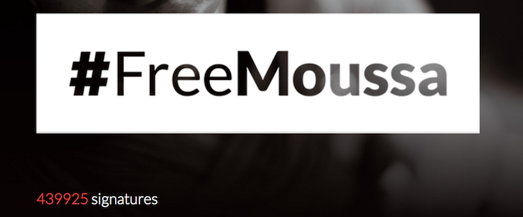 petition moussa
