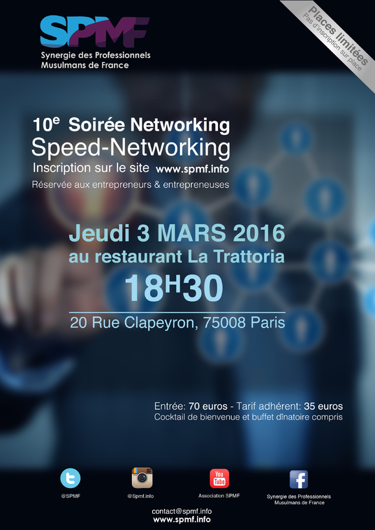 speed networking spmf