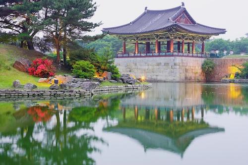 Anapji Pond travelmuz