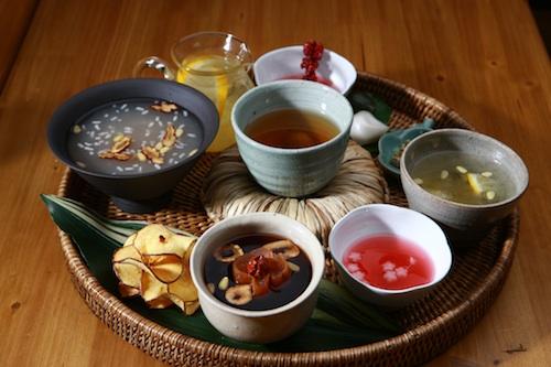 Corée du sud travelmuz thé