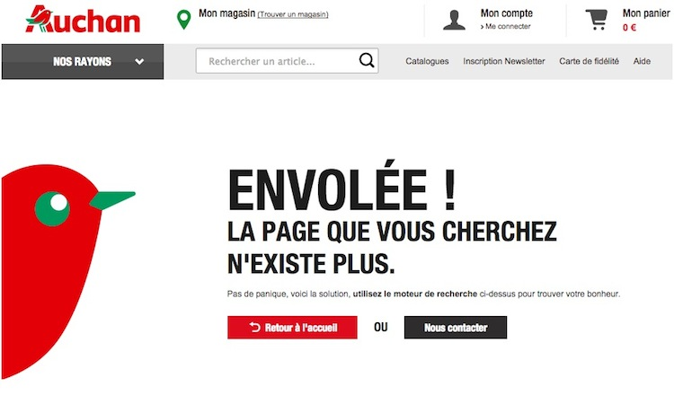 auchan page 404