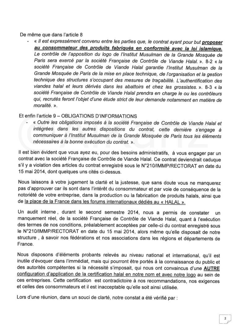 sfcvh lettre industriel 2