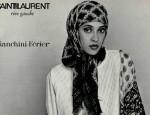 hijab yves saint laurent
