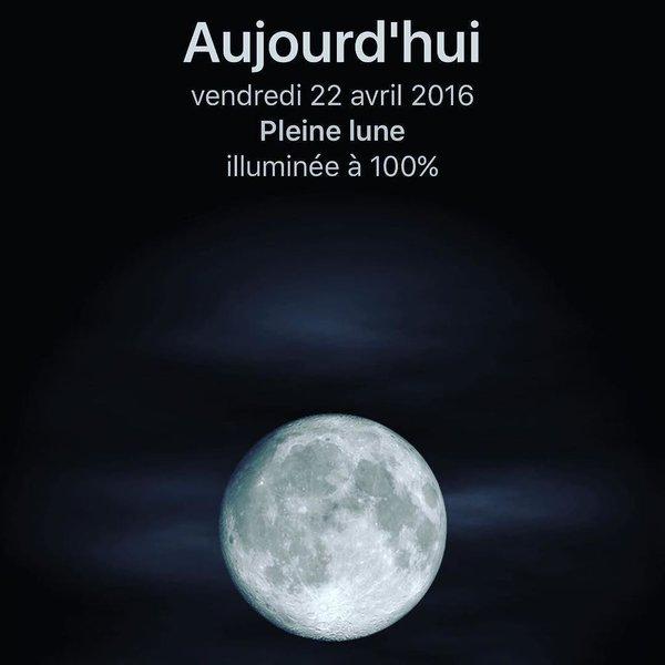 pleine lune 22 avril
