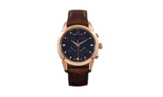 La e-boutique du week-end : Al-Fajr, des montres aux horaires de ...