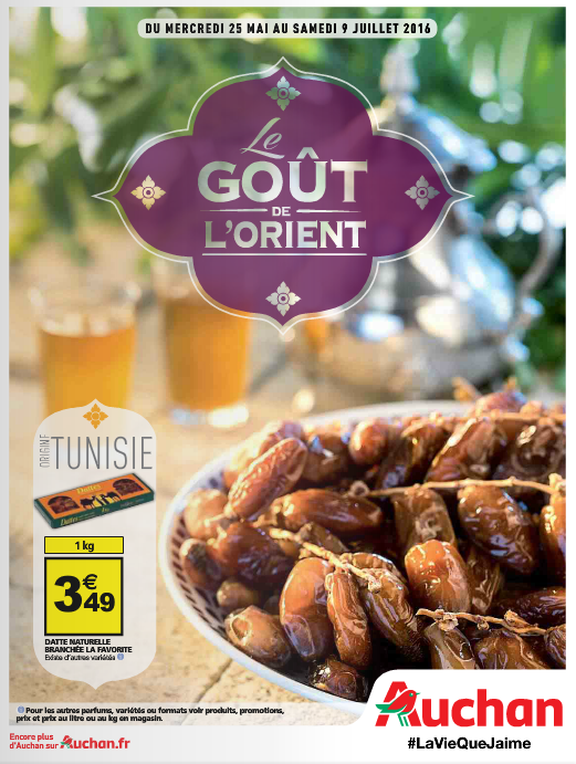 catalogue ramadan auchan