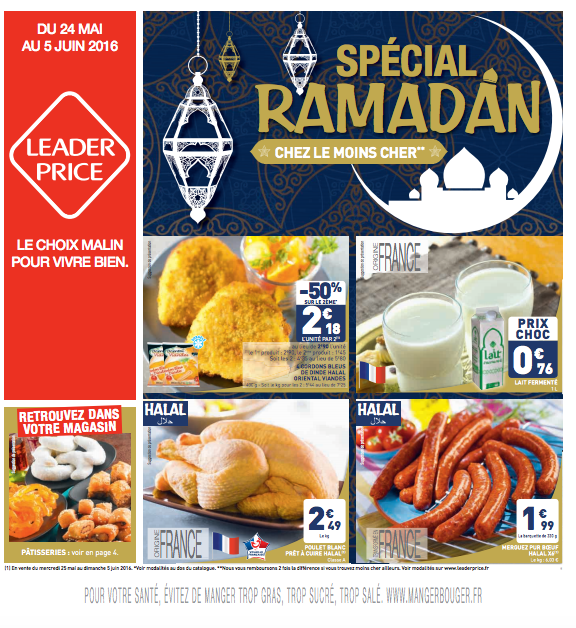 catalogue ramadan leader price