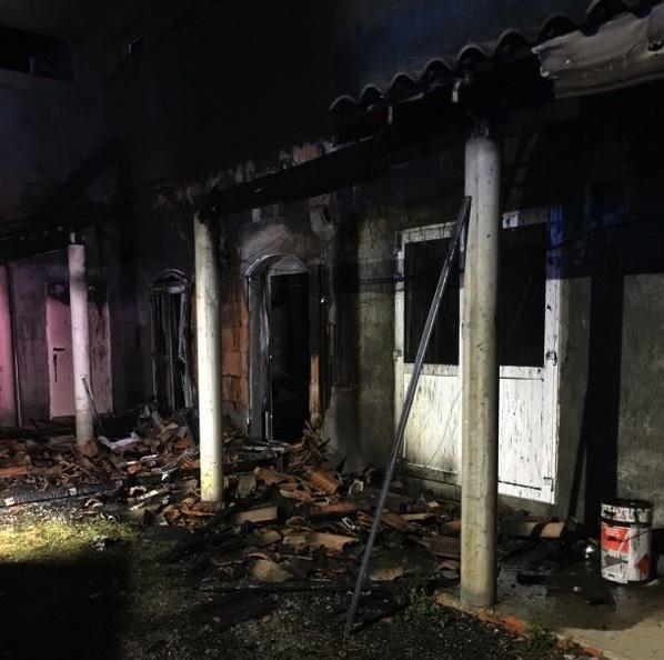 incendie mosquee muret