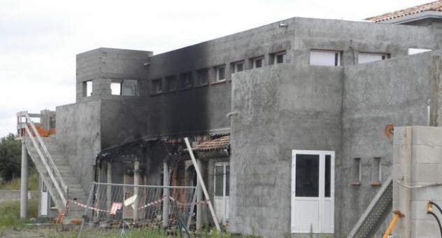 Incendie Mosquée Muret