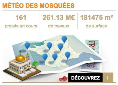 meteo des mosquees