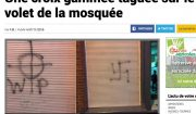 croix gammee mosquee