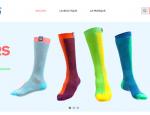 sock de couleurs