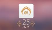 AVS 25 ans