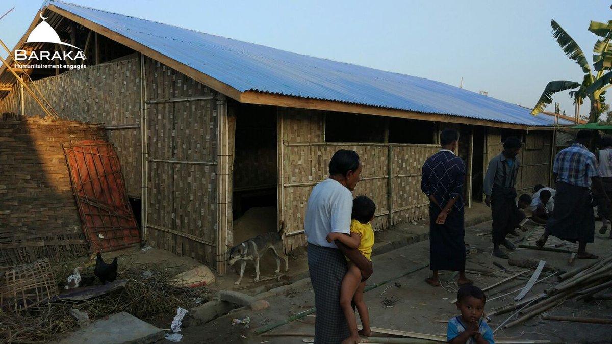 rohingya barakacity