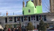 uyghurs mosque