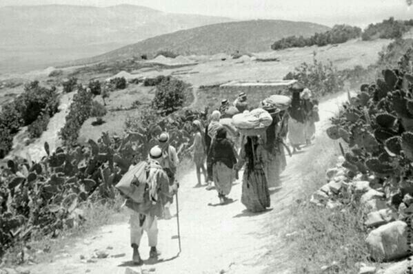nakba 1948