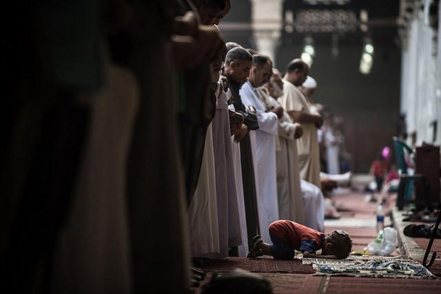 prayer mosque