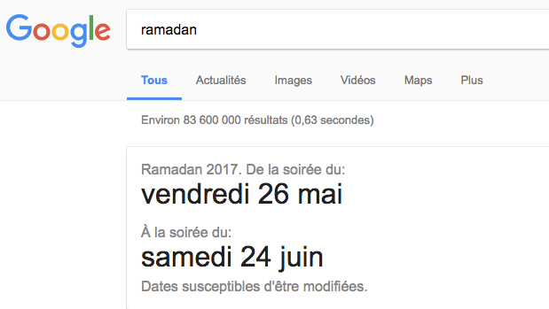 ramadan 2017 google