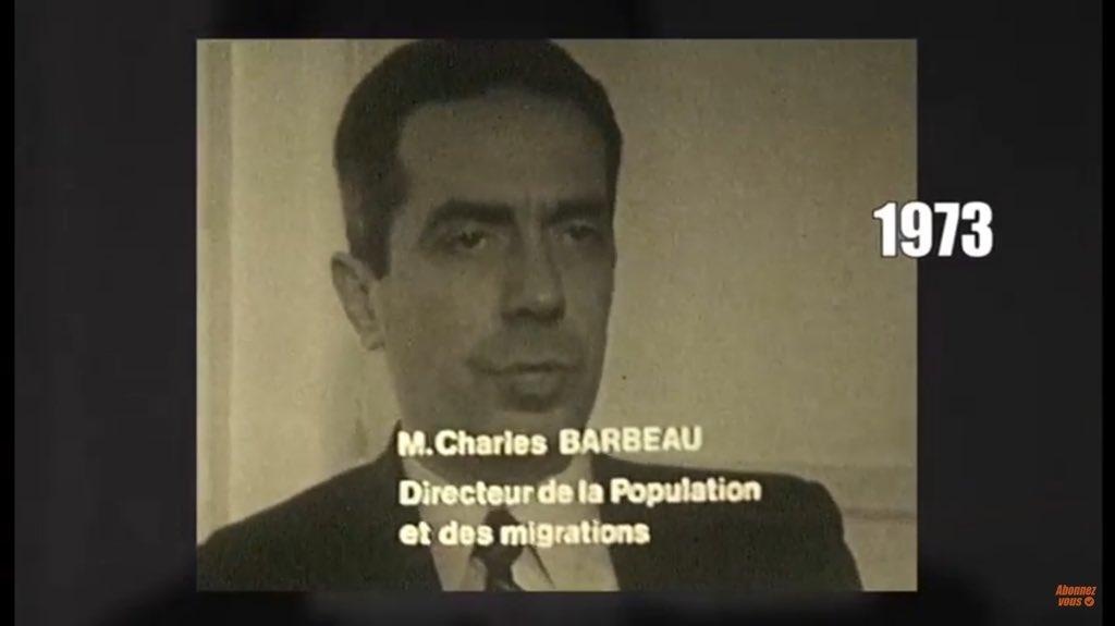 charles barbeau immigration