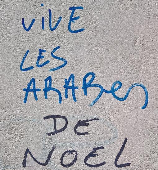 vive arabes noel