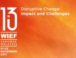 13th WIEF world islamic economy forum