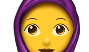 emoji hijab ios apple