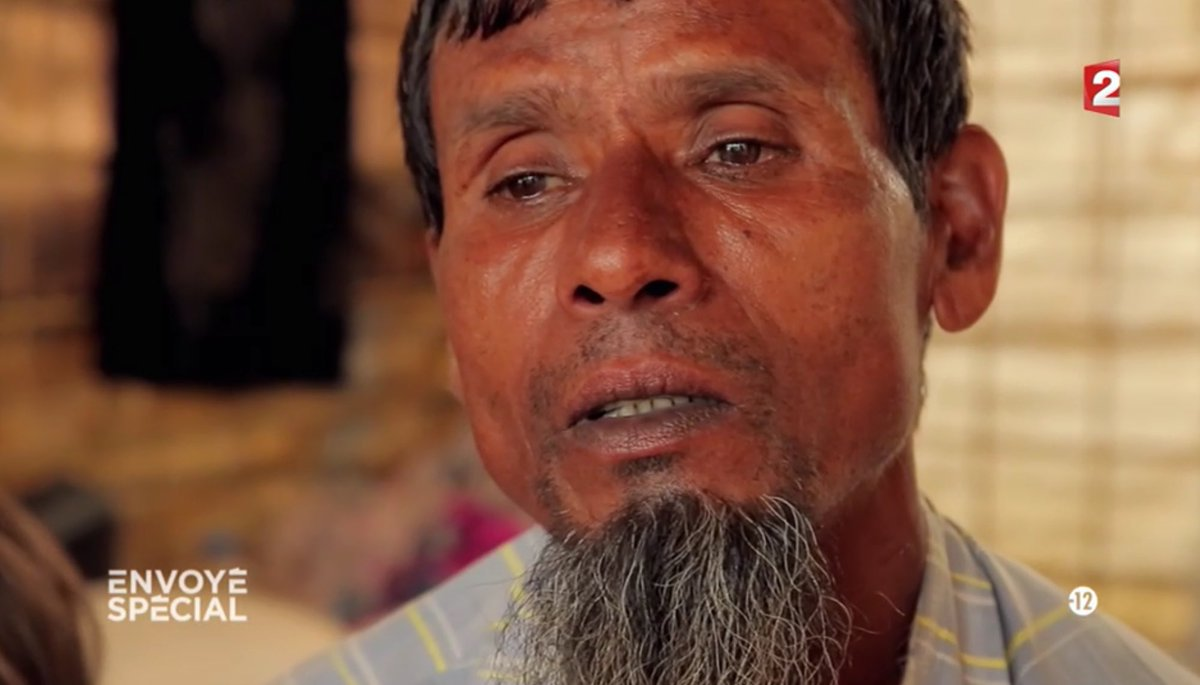 rohingya envoye special