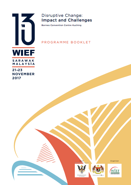 13th WIEF programme