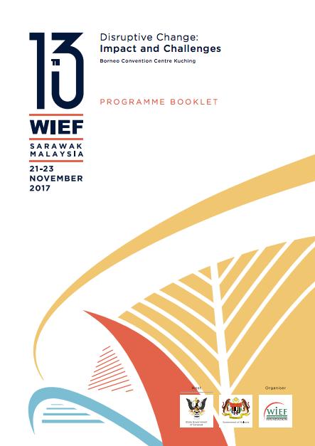 13th WIEF programme