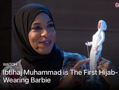 barbie shero hijab