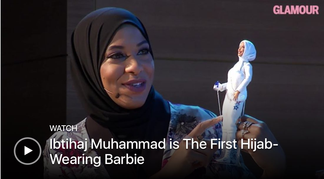 barbie shero hijab