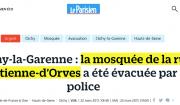 clichy mosquée maire remi muzeau
