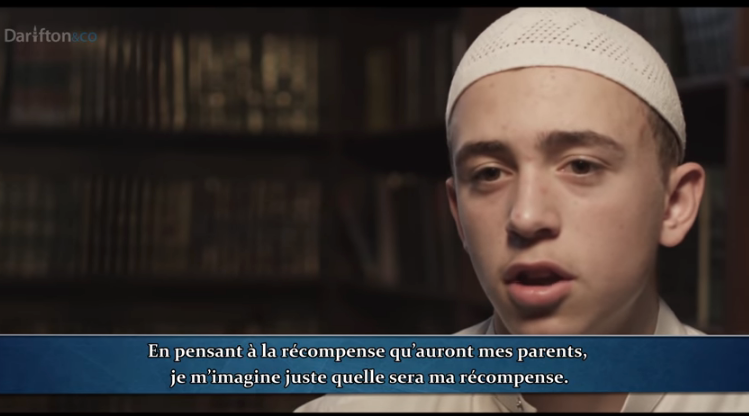 enfants Coran
