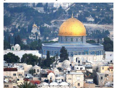 jerusalem palestine