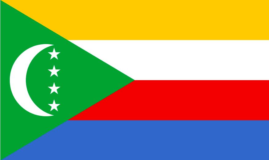 comores drapeau