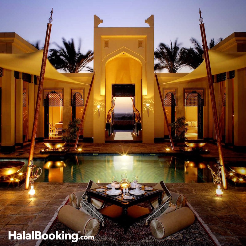 halal booking tourisme halal