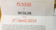 punish a muslim day