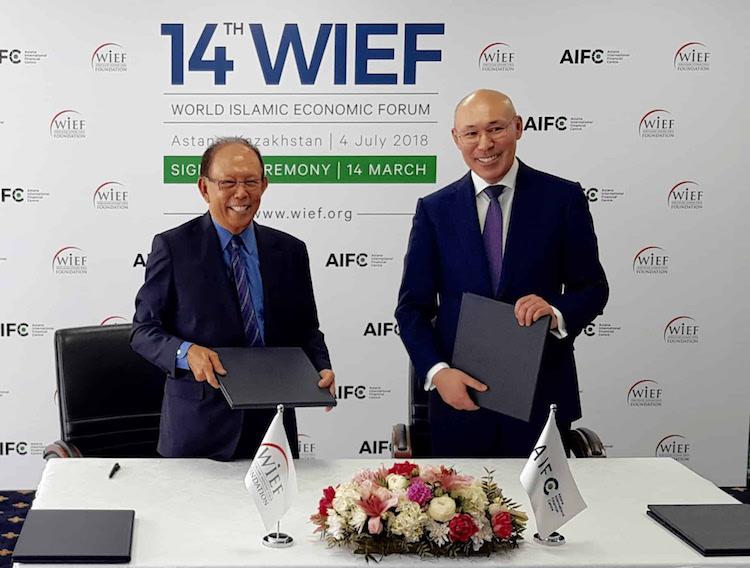 14e WIEF Kazakhstan