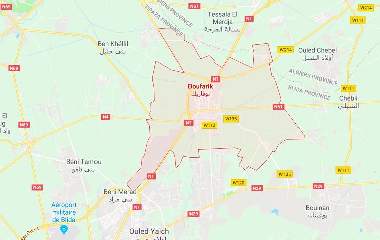 boufarik algerie