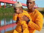 ibn musa qamis orange